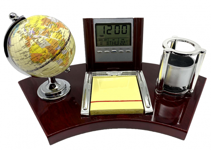 Business Desk Global World 0