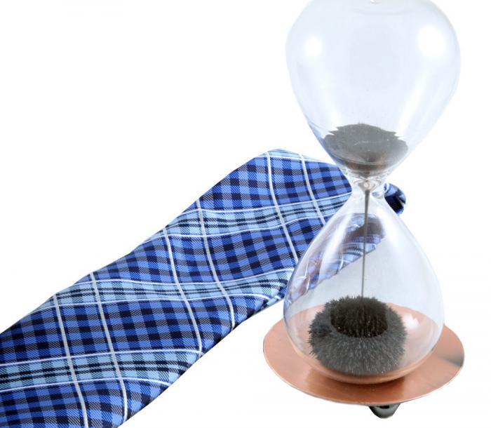 Businessman Accesories & Hourglass-big