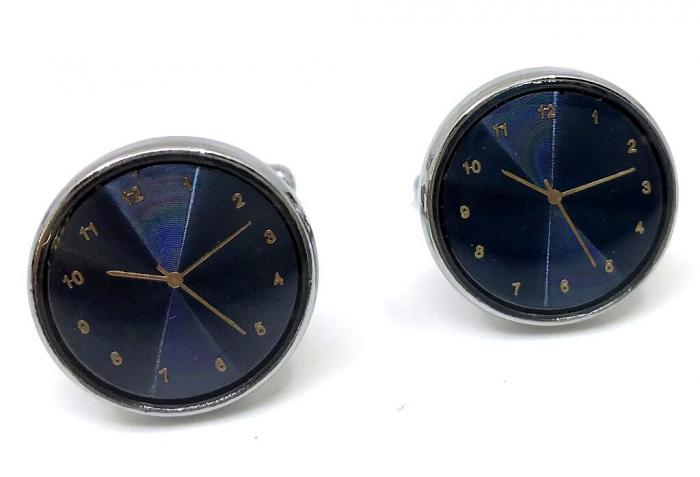 Butoni Azure Clock by Borealy 2
