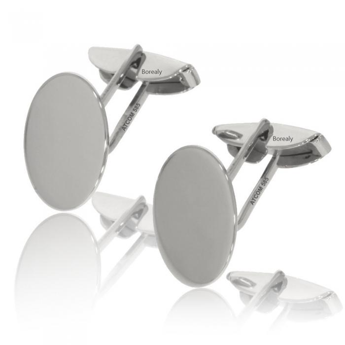 Butoni din Argint 925 personalizabili-big