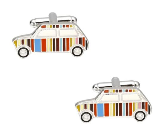 Butoni Color Stripes Car 0