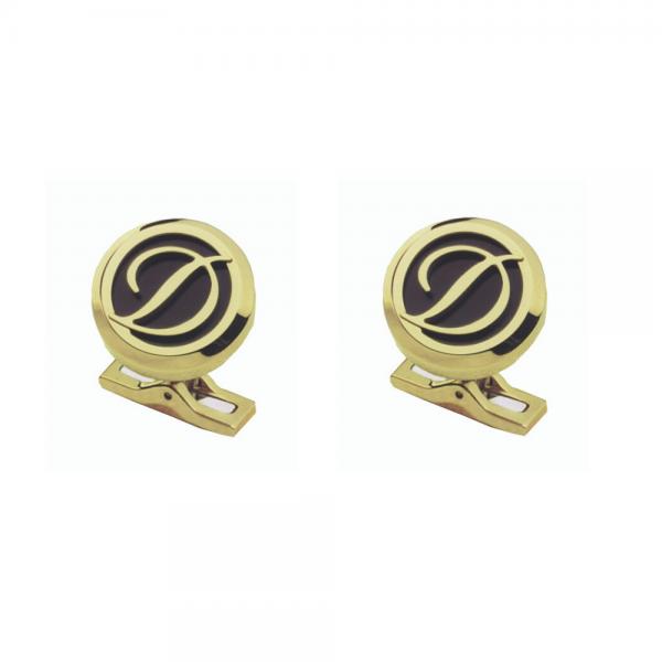 Butoni Gold S.T. Dupont [0]