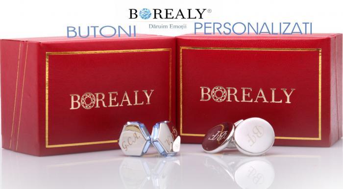 Butoni Borealy Hexagon Blue-big