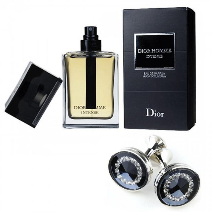 Butoni Platinum Borealy & Dior Homme Intense 0