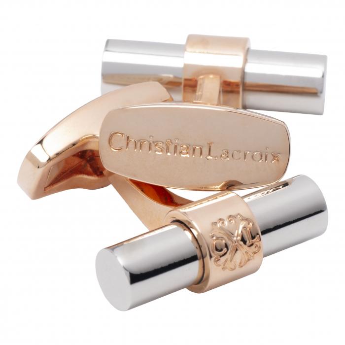 Butoni Chrome Gold Christian Lacroix & Batista Matase Borealy [5]