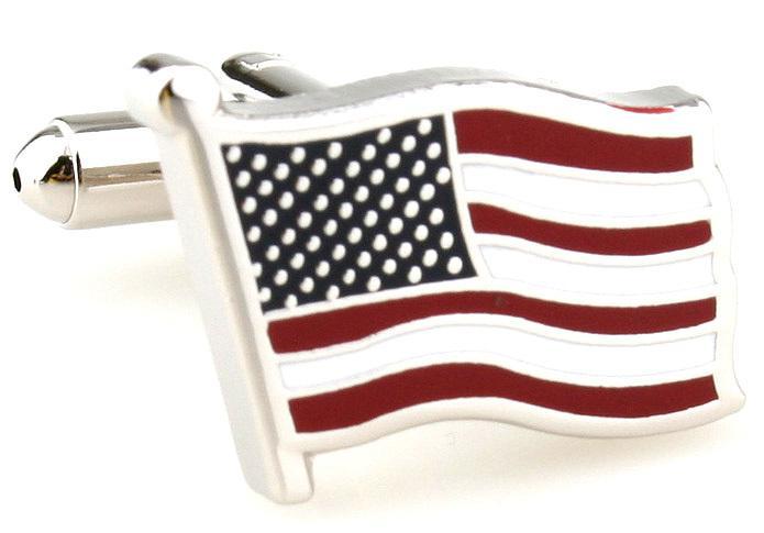 Butoni American Flag 1
