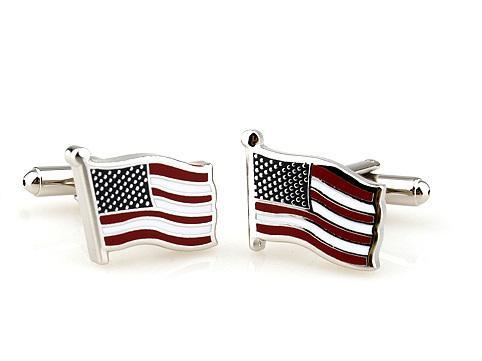 Butoni American Flag 3