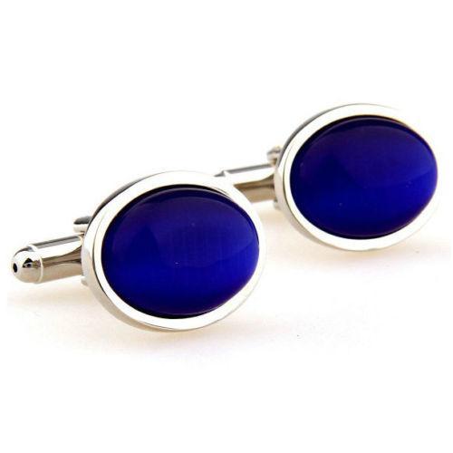 Butoni Borealy Oval Blue Business 0