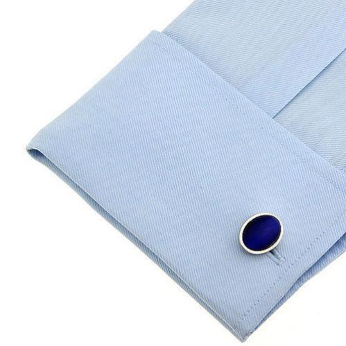 Butoni Borealy Oval Blue Business 3