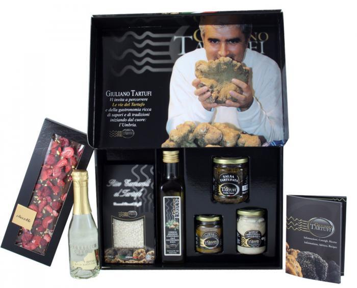 Luxury Gourmet Gift - Cadou VIP Trufe de Padure-big