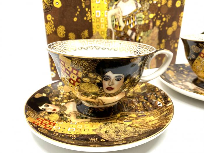 Cadou 2 Cani Golden Lady by Gustav Klimt 2