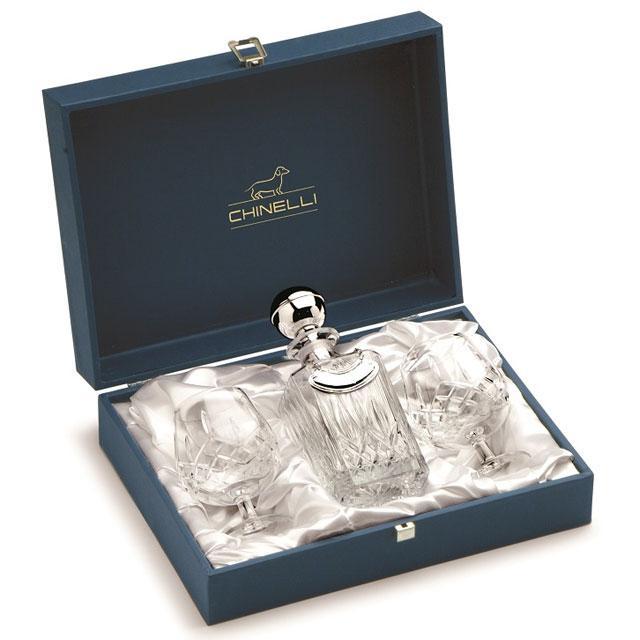 Cadou de lux pentru cognac by Chinelli 1