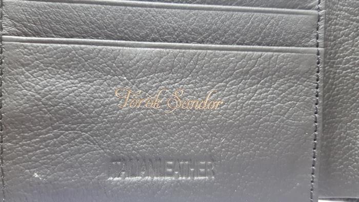 Gentleman Cadou Portofel Pierre Cardin piele naturala & Butoni Borealy 6