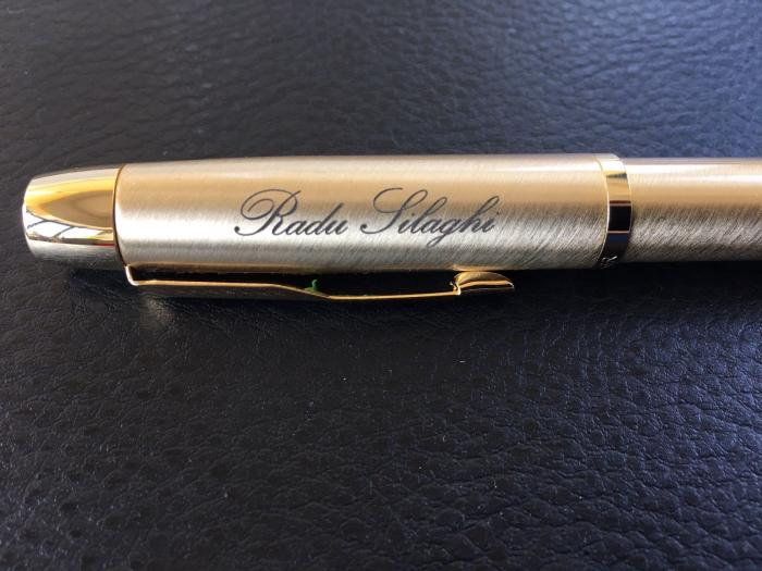 Cadou Gold Business Planner with Parker 4