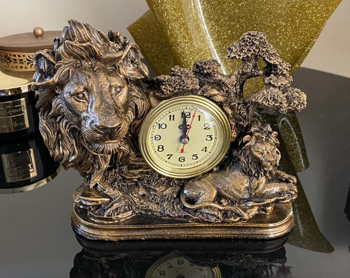 Cadou Golden Lion [2]