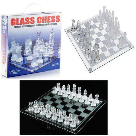 Glass Chess - XL - 40 x 40 cm [4]