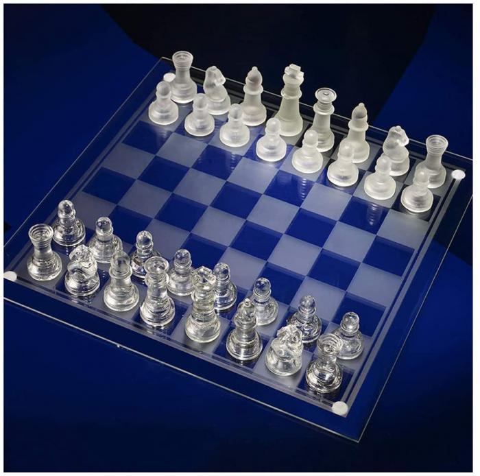 Glass Chess - XL - 40 x 40 cm [2]