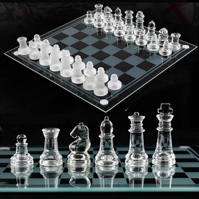 Glass Chess - XL - 40 x 40 cm [0]