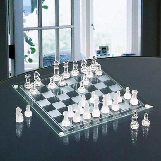 Glass Chess - XL - 40 x 40 cm [3]