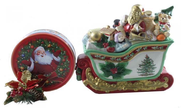 Cadou Santa's Cookies 1