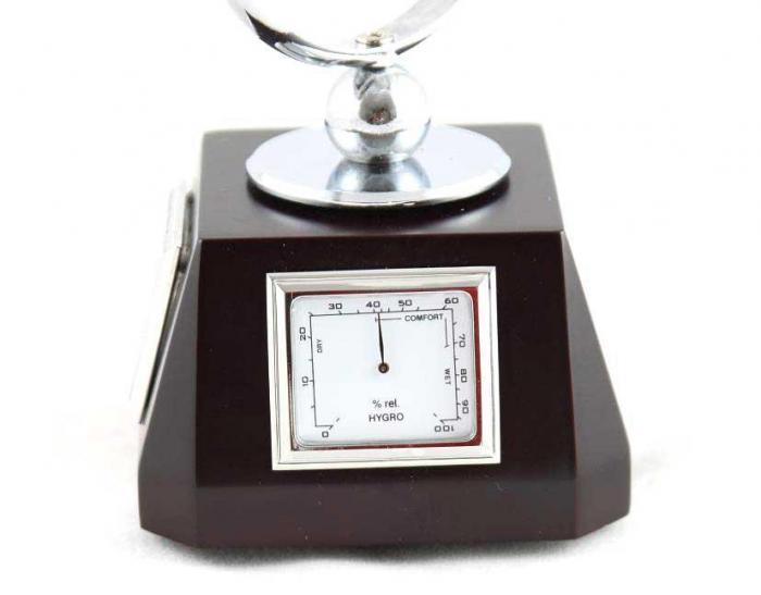 Cadou White Globe Desk & Pix Cerruti 1881 Personalizabil 4