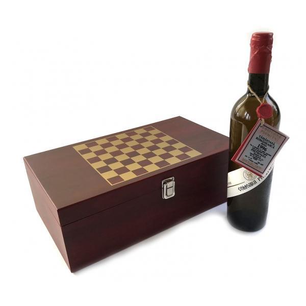 Cadou Wine 2004 & Chess 0