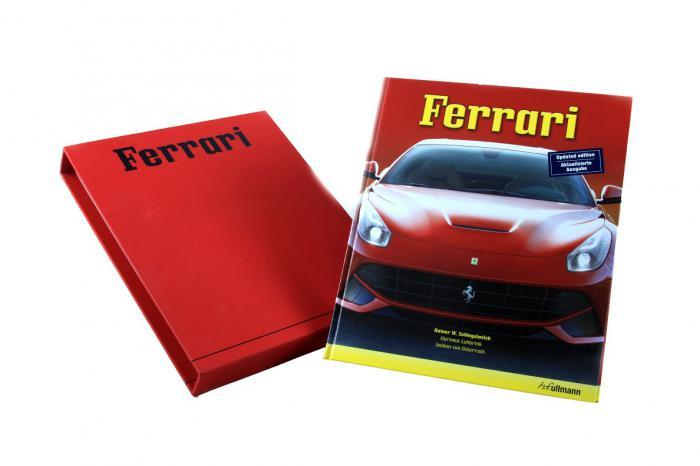 Carte Ferrari 1