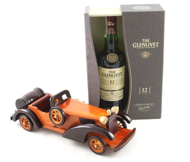 Cadou Regal Whisky Glenlivet 12 years [0]