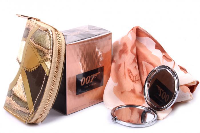 Cadou Set Parfum 007 Girl & Accesorii 2