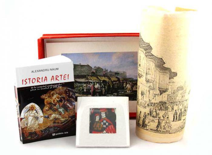 Set Cadou Istoria Artei 1