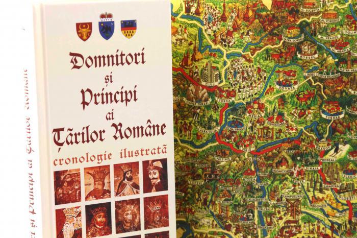 Cadou Carte Domnitori şi Principi & Paganus 2
