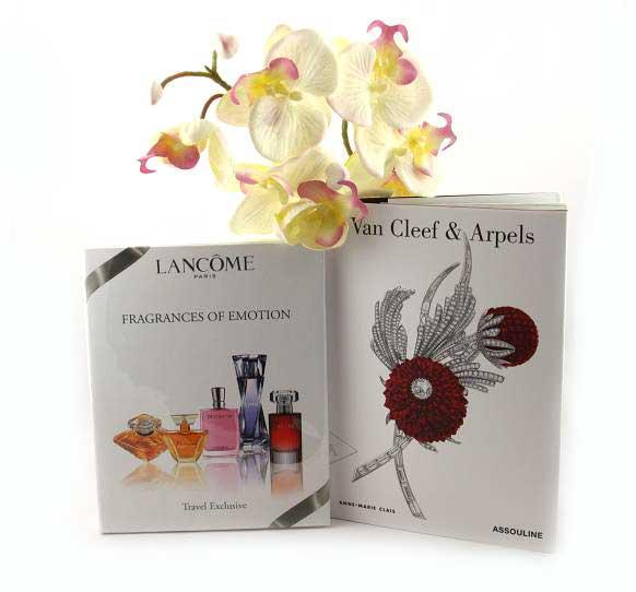 Magia Lancome Perfume si Van Cleef & Arpels Book 0