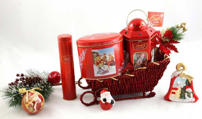 Lindt Christmas Special Gift 0