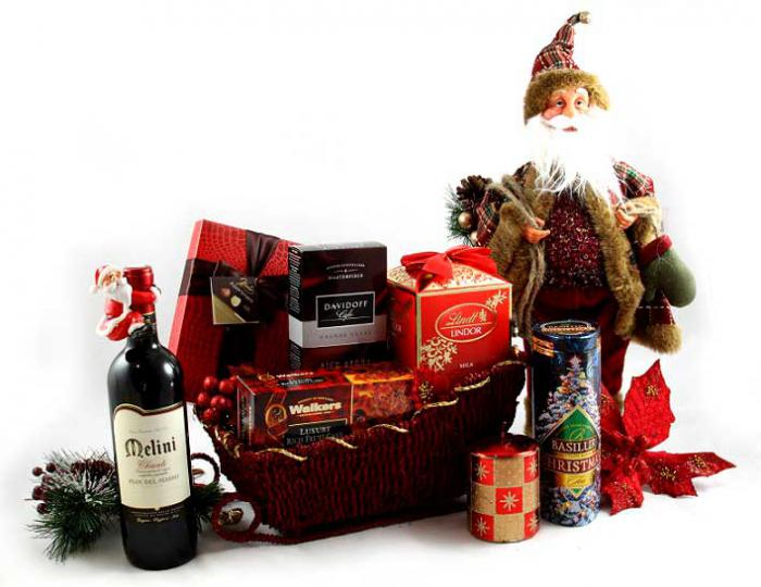 Santa's Passion Gifts 0