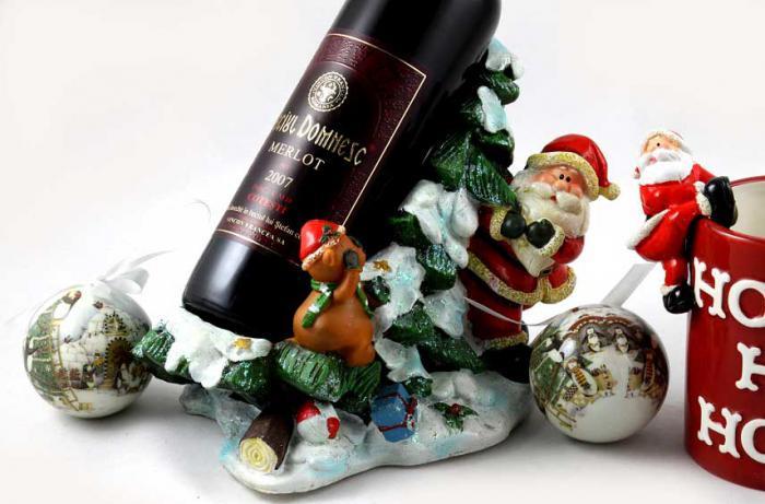 Cadou Vin fiert pentru Moş Crăciun 2015-big