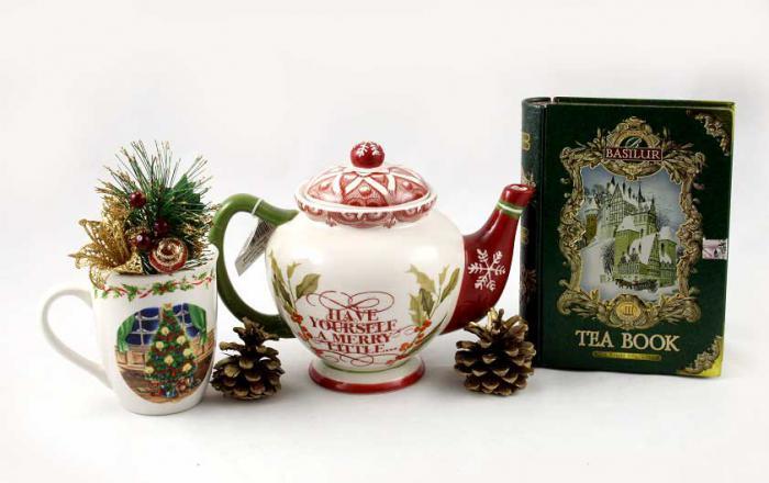 Cadou Ceai Merry Christmas 0