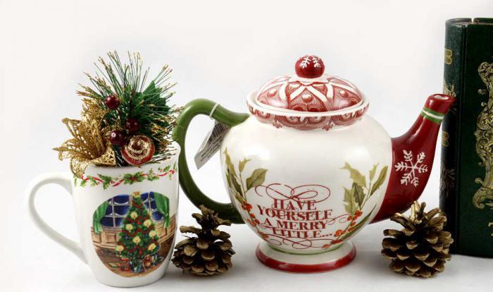 Cadou Ceai Merry Christmas 2
