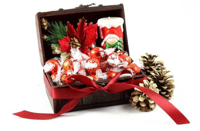 Cufărul cu Ciocolată de Crăciun 0