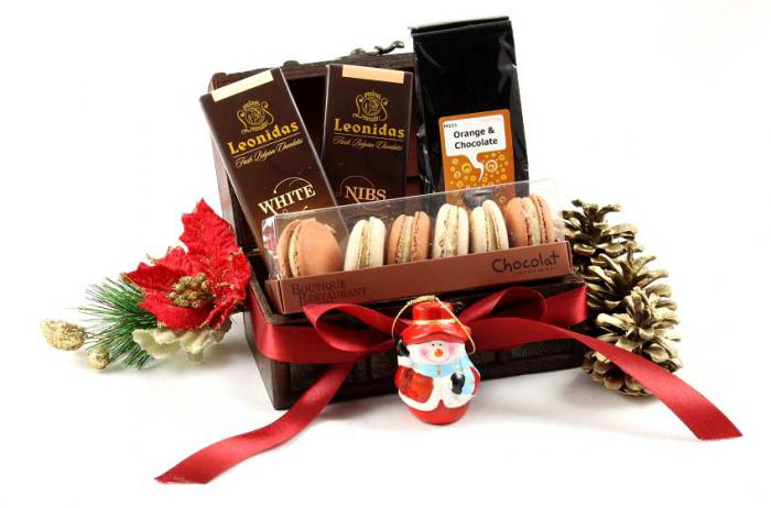 Macarons and Chocolate Treasury 0