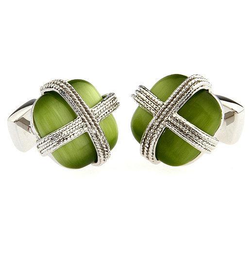 Butoni Borealy Green Stone [0]