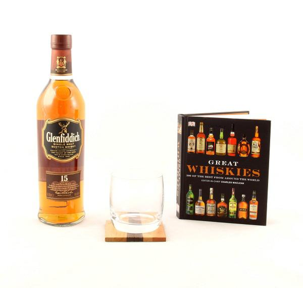 Cadou Glenffidich Passion For Fine Whisky 1