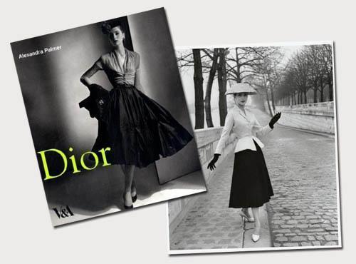 """Cartea """"Dior"""" de Alexandra Palmer 1"""