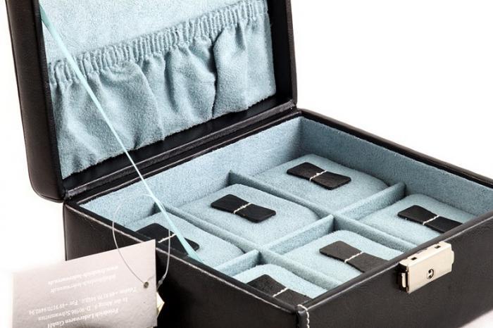 Cutie 6 ceasuri Bond Blue Elegance by Friedrich-big