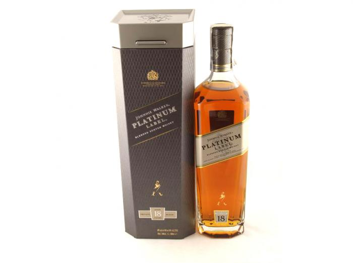 Johnnie Walker Platinum Label - 18 Years Old 0