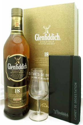 Luxury Glenfiddich 18 yo Scotch Whisky 1