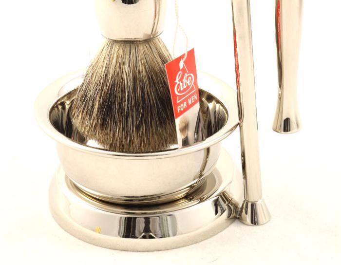 Luxury Shaving Set by Erbe Solingen - Made in Germany 4