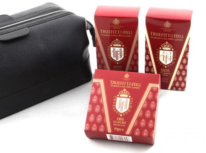 Truefitt & Hill Cosmetics - Trusă voiaj piele naturala-big