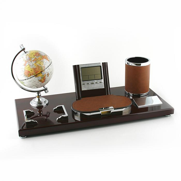 Business Desk Leather Touch-big