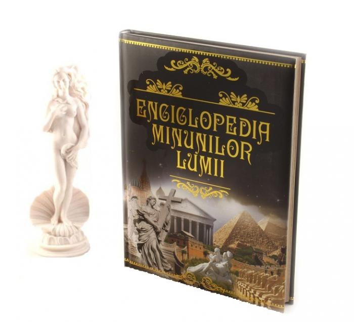 Cadou Minunile Lumii & Statueta Venus-big