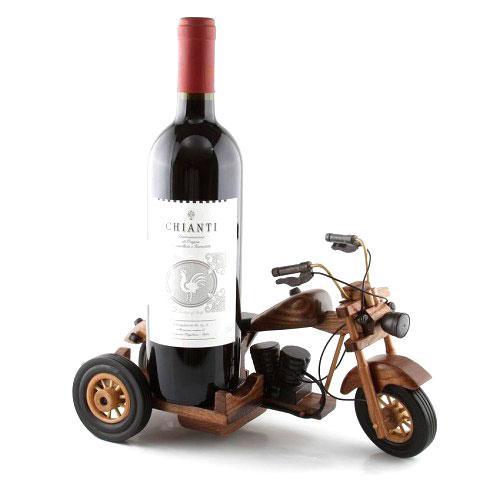Cadou Motocicletă cu ataș Chianti-big